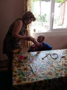 Медицински услуги предоставяни на потребителка от с.Козарско