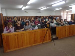 Встъпителна конференция 15.01.2016г.