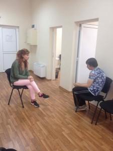 Предоставяне на психологическа консултация в центъра на потребител от гр.Брацигово